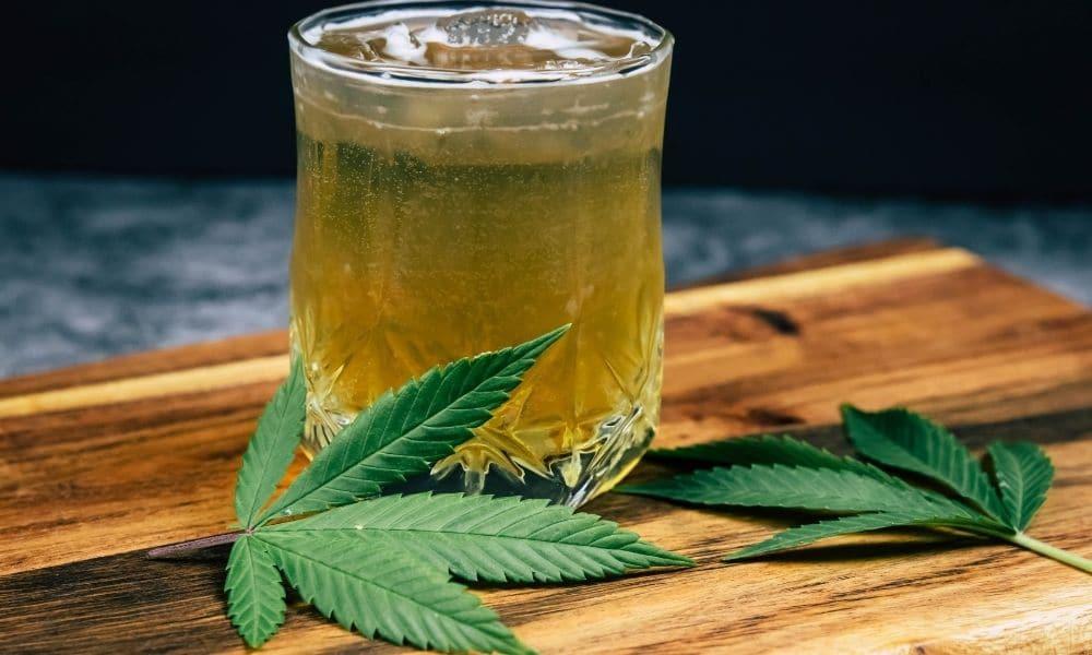 CBD Infused Drinks The Smoke-Free Way to Medicate